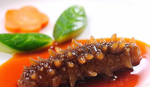 Hải sâm và loạt món ngon nên thử khi du lịch Phú Quốc
