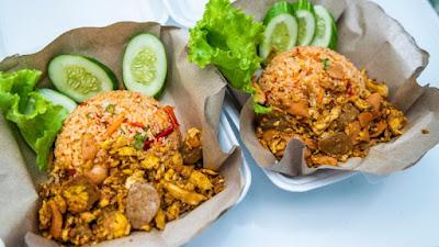 Jangan Lupa 5 Nasi Goreng Bandung Terkenal Ini, Oke!