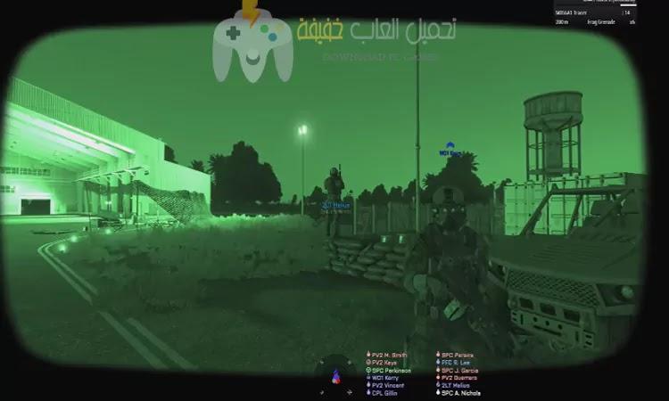 تحميل لعبة Arma 3 للكمبيوتر بحجم صغير