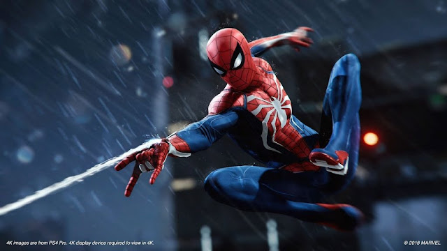 شاهد بالصور الكشف عن حجم خريطة لعبة Spider-Man ، عالم شاسع و محتوى ضخم جدا …