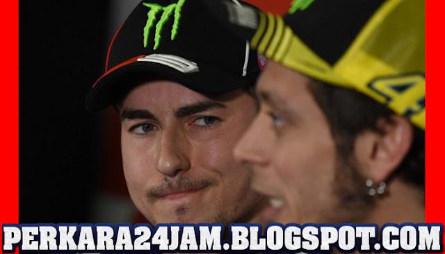 Rider Rossi Dukung Jorge Lorenzo Untuk kembali Ke MotoGP