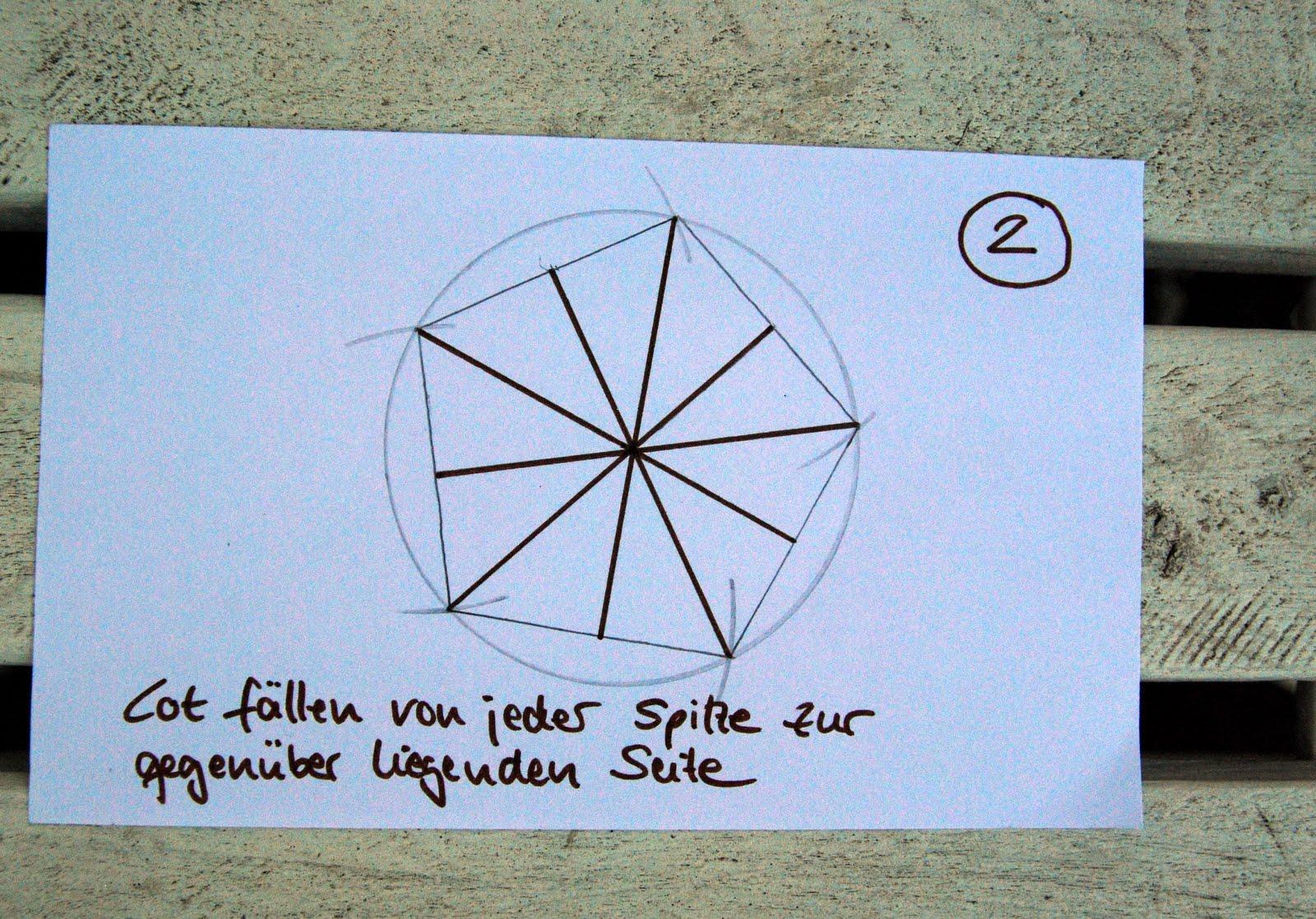 Kreis Zeichnen Ohne Zirkel