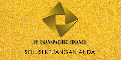 halaman website resmi transpasifik finance