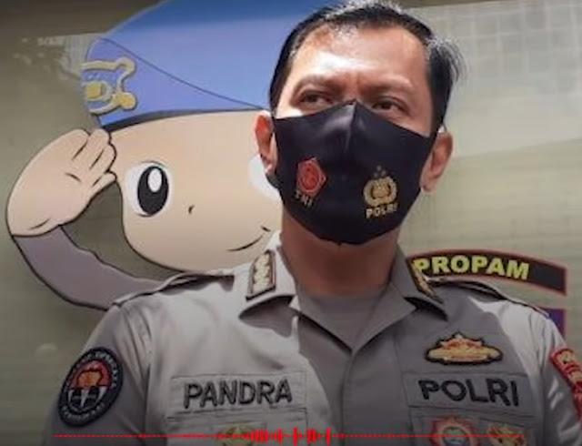 Densus 88 Sisir Rumah Pelaku Penusuk Syekh Ali Jaber di Bandar Lampung