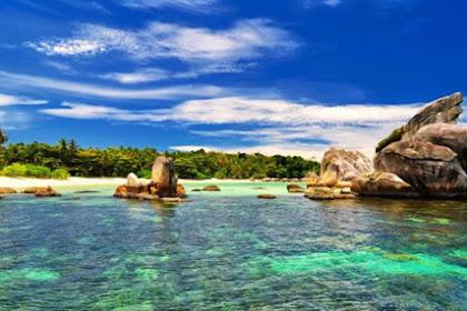 6 Wisata Yang  Perlu Di Kunjungi Di Pulau Bangka