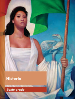 Libro de Texto Historia Sexto Grado Ciclo Escolar 2016-2017