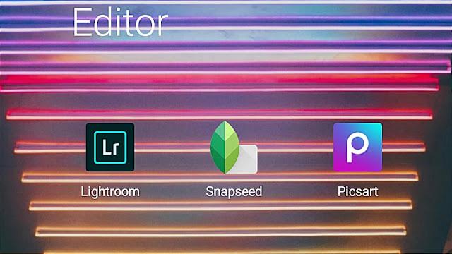 Aplikasi Editor Foto terbaik