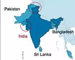 India-Wrong-Map