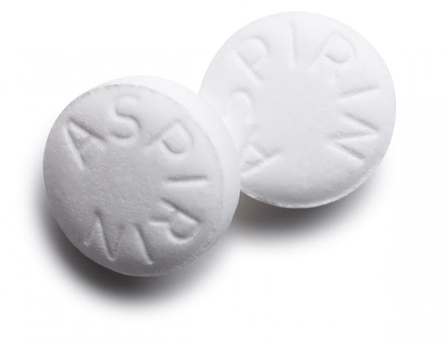 #Health :Taking #Aspirin three times a week may cut the risk of dying of