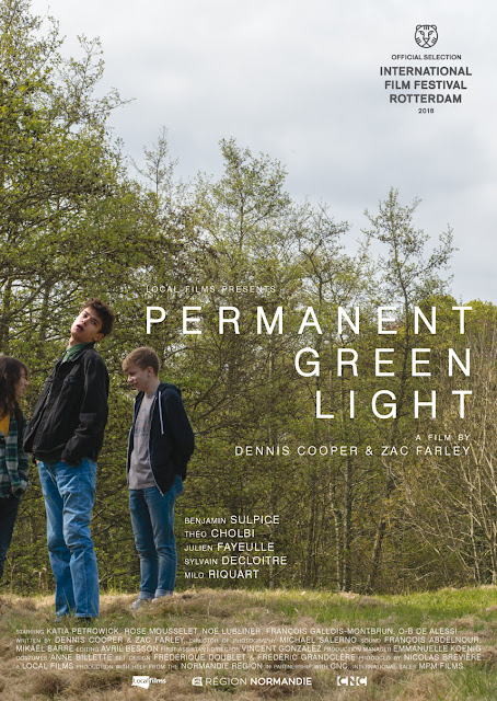 """Permanent Green Light"" Directed by Dennis Cooper and Zac Farley"