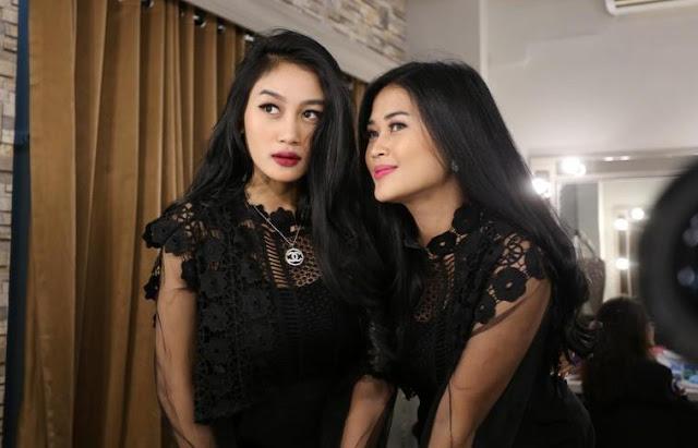 Hengkang Sejak April, Pamela Masih Suka Pakai Nama Duo Serigala