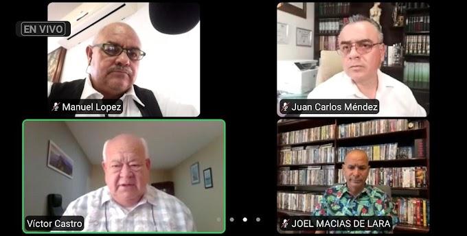 """""""Baja California Sur no debe cambiar de nombre"""": Víctor Castro"""