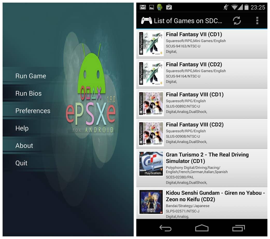 Tekken 3 (epsxe for android) apk+data : Polybius ico job