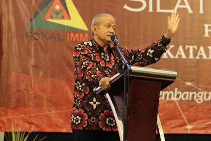 Muhammadiyah Tidak Pernah Minta Menteri, Itu Merendahkan Martabat