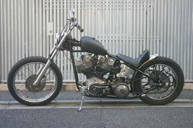 Harley Davidson Shovelhead By Spice Motorcycles Hell Kustom