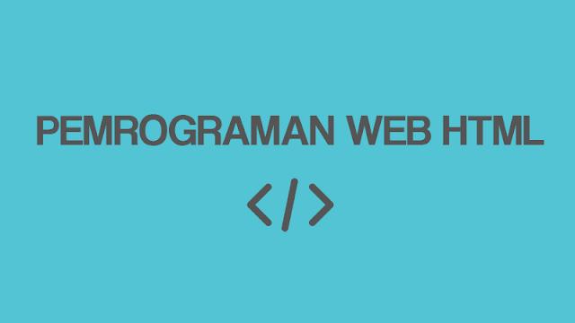 Contoh Soal Pilihan Ganda Pemrograman Web HTML Beserta Jawabannya