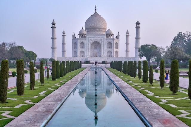 ताज महालचा इतिहास मराठी मधे   Taj mahal history in marathi