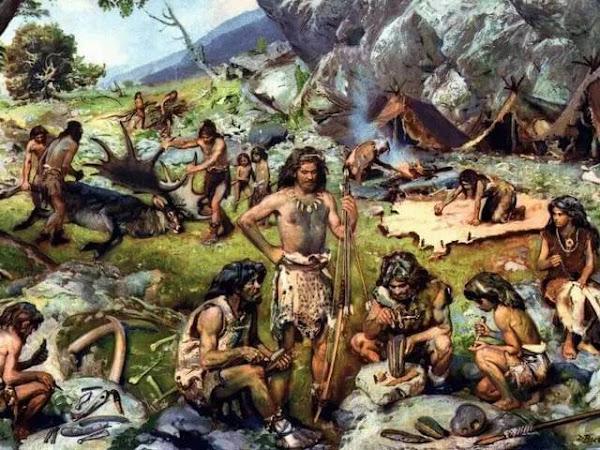 zaman paleolitikum