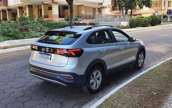 VW Nivus tem fila de espera de 60 dias e risco de ágio