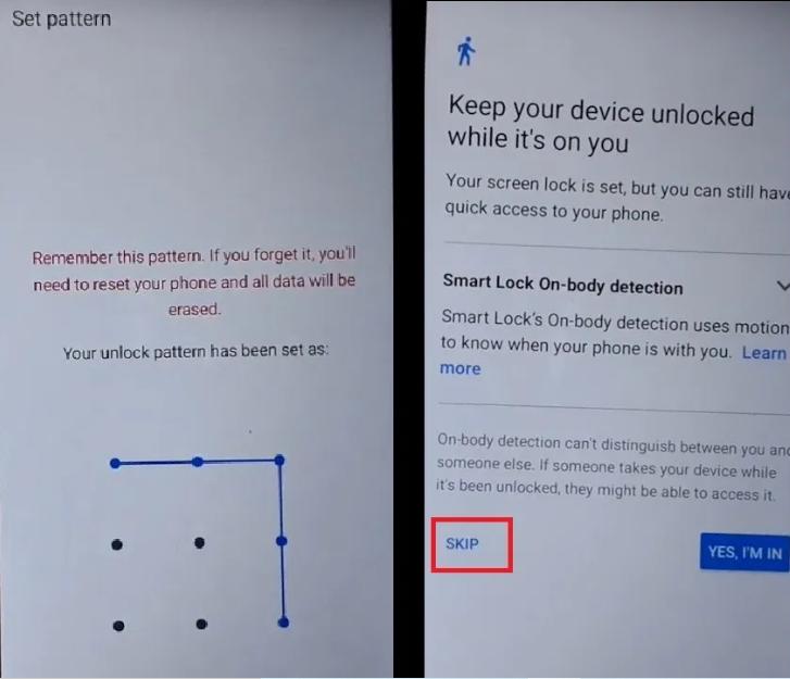 تخطي حساب جوجل سامسونج Samsung FRP A11