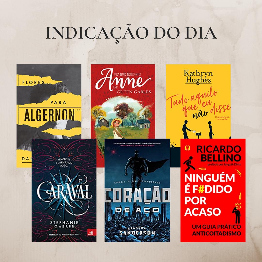 Livros para ler no Amazon Prime Reading
