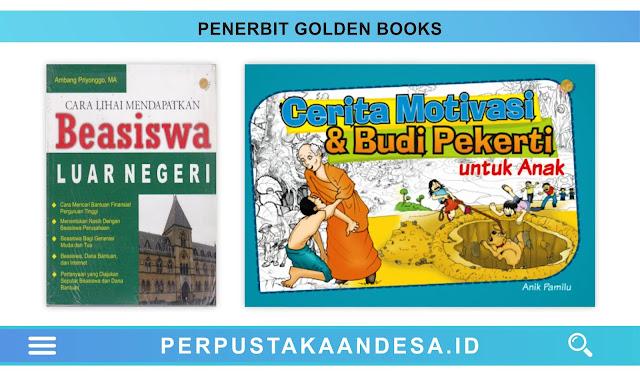 Daftar Judul Buku-Buku Penerbit Golden Books