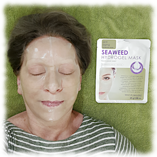 Skin Republic Seaweed Hydrogel Mask