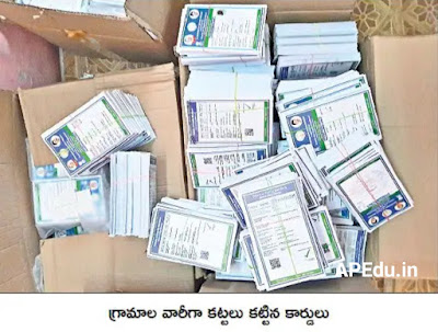 Rice given on next month to new ration cards