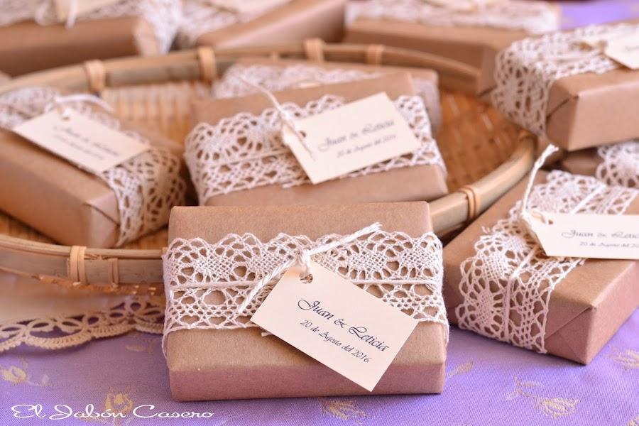 detalles de boda vintage jabones naturales