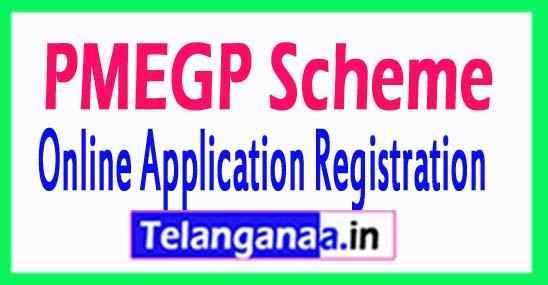 PMEGP Prime Minister Employment Generation Programme Online Application Registration