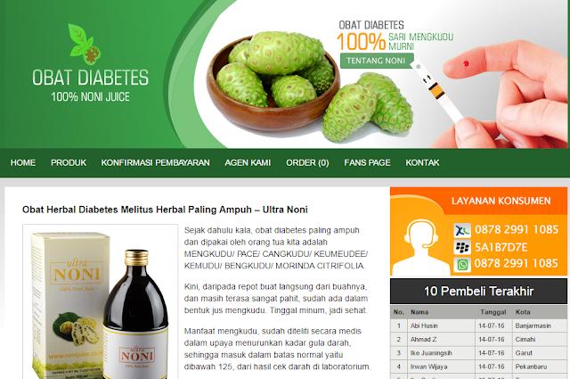 Jual Obat Diabetes Melitus Ampuh Terbaik Cepat Menyembuhkan