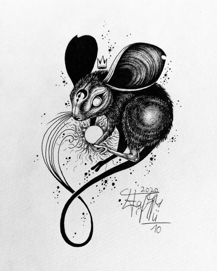 05-Queen-of-mice-Zakrii-www-designstack-co