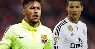 See The Powerful message C.Ronaldo Sent To Neymar