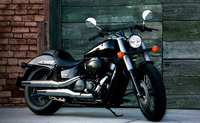 honda motorcycle concept honda vt750s shadow. Black Bedroom Furniture Sets. Home Design Ideas