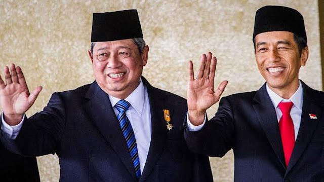 Dulu SBY 'Bersama Kita Bisa' Kini Rezim Jokowi 'Mau Apa saja Kita Bissa'