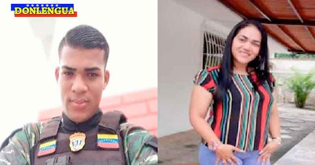 POLICÍAS PSICÓPATAS | Funcionario del CICPC mató a su esposa y luego se suicidó