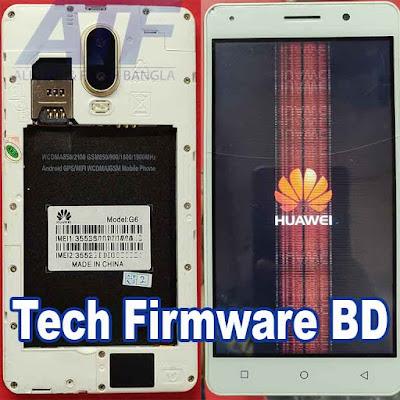 Huawei Clone G6 Flash File