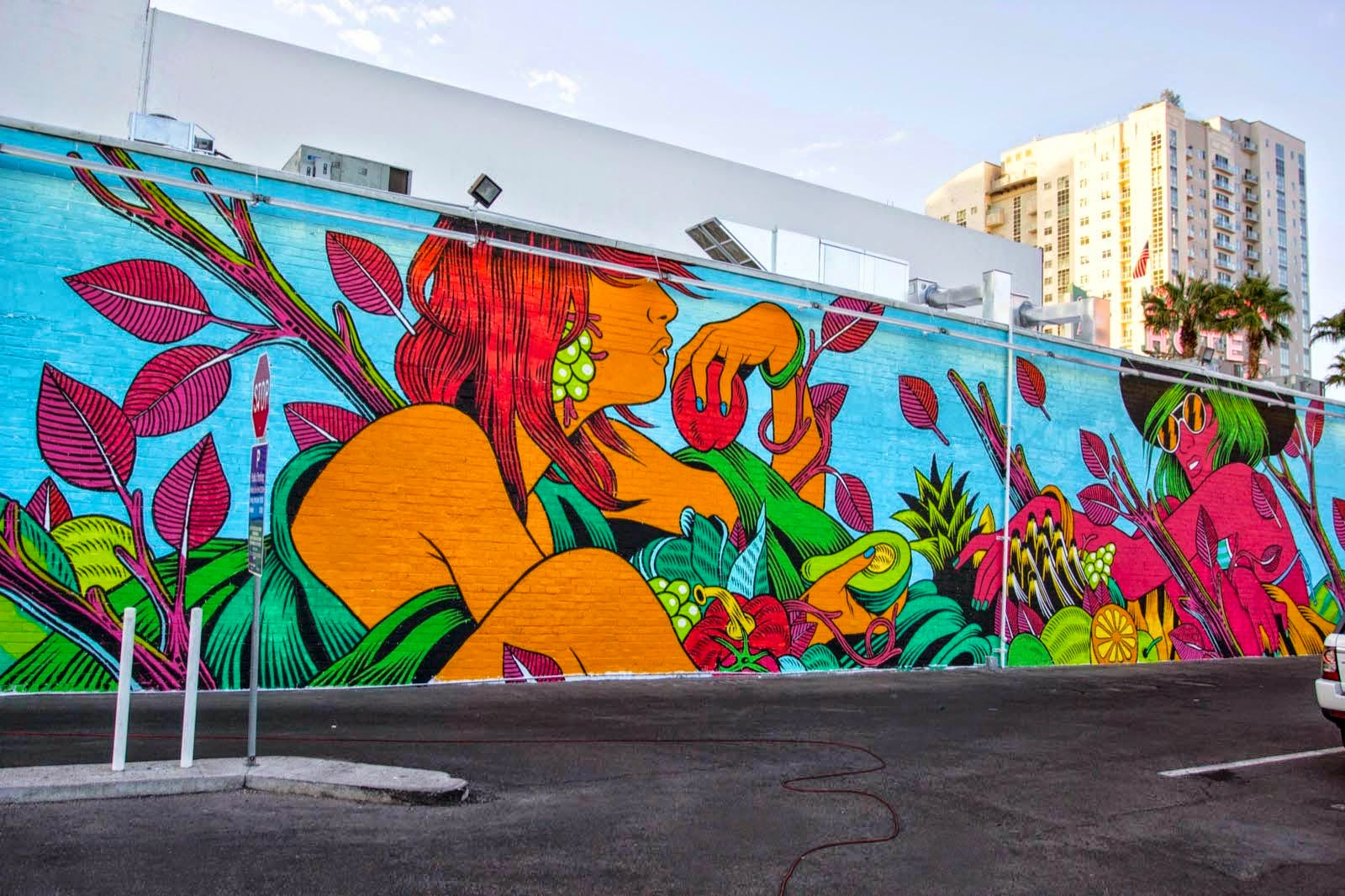 Street art and graffiti in Las Vegas: Where to go and who ...