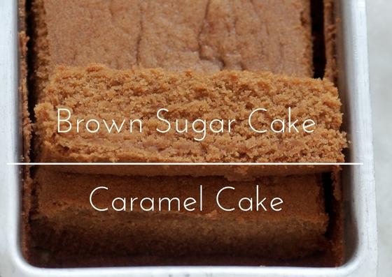 Brown Sugar Mud Cake -Best Brown Sugar Caramel Sponge Cake