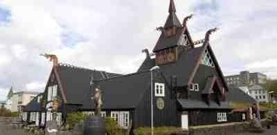 Hotel Viking, near Reykjavik, Iceland