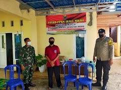 Sinergi TNI Polri Sukseskan PPKM Berbasis Mikro