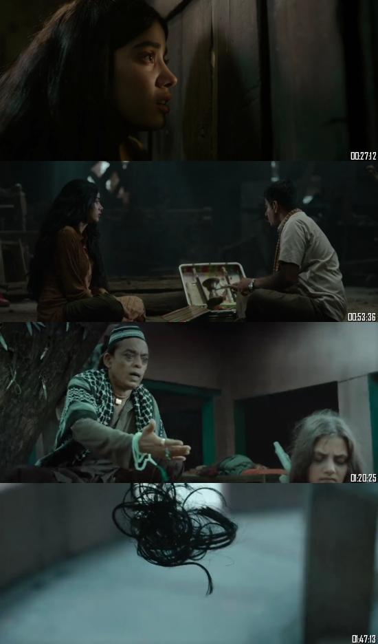 Roohi 2021 Hindi 720p 480p WEB-DL x264 Full Movie