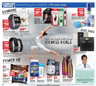 London Drugs Flyer Canada January 5 - 10, 2018