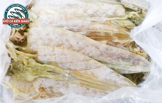 Khô Mực Câu Phú Quốc size 8-10 con/kg