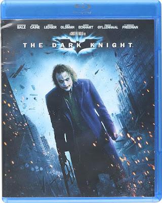The Dark Knight on Blu-ray Disc