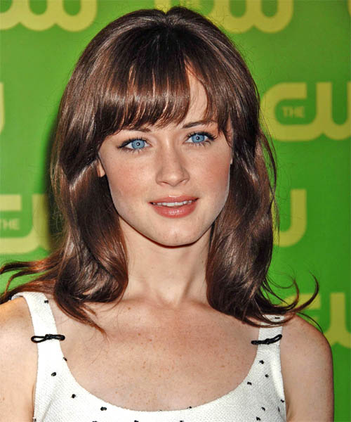 Get Alexis Bledel Short Hair Wallpapers