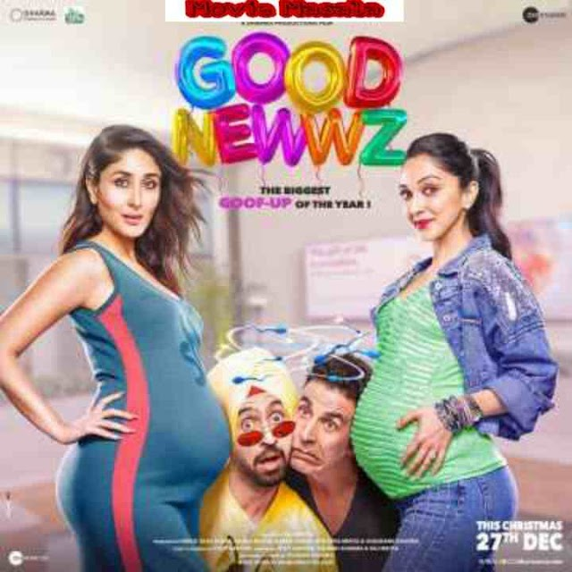 Good Newwz Movie 2019 Review Cast&Release Date