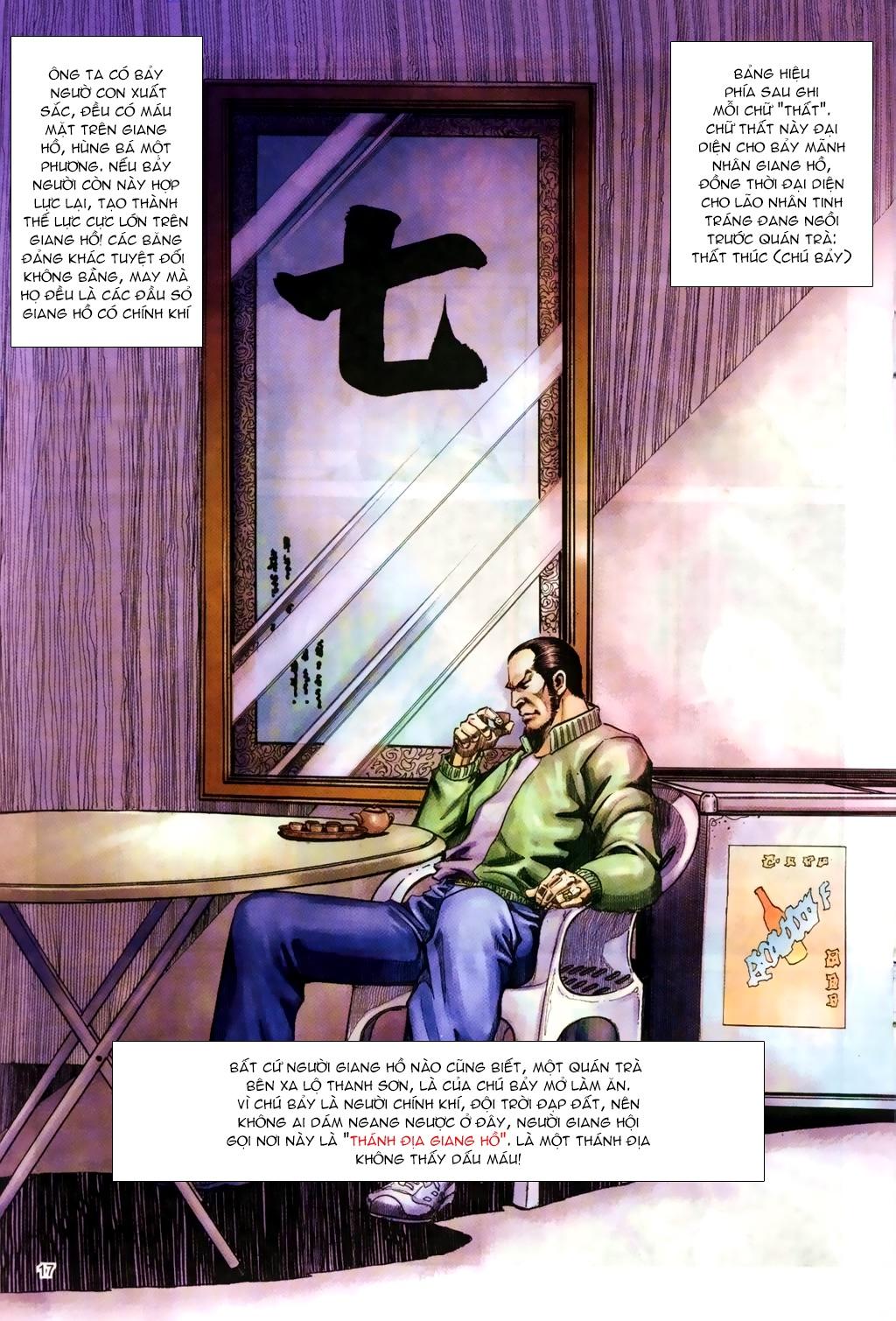 Đại Ca Giang Hồ chap 6 - Trang 5