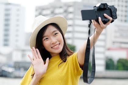 20+ Tips & Trik Cara Selfie yang Bagus Dengan Kamera Depan