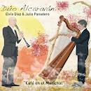 Julio Panadero duo Alcaravá. Clarinete y arpa. Disco de música colombiana. Comunidad Clariperu